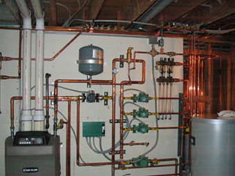 Hot Water Boiler Systems Chicago Il Steam Boiler
